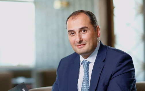 Dimitry Kumsishvili : » La BRI offre des opportunités énormes pour la Géorgie»