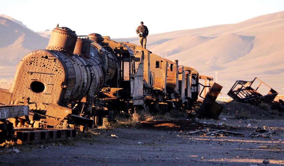 Morales sous le charme des trains chinois et de la BRI