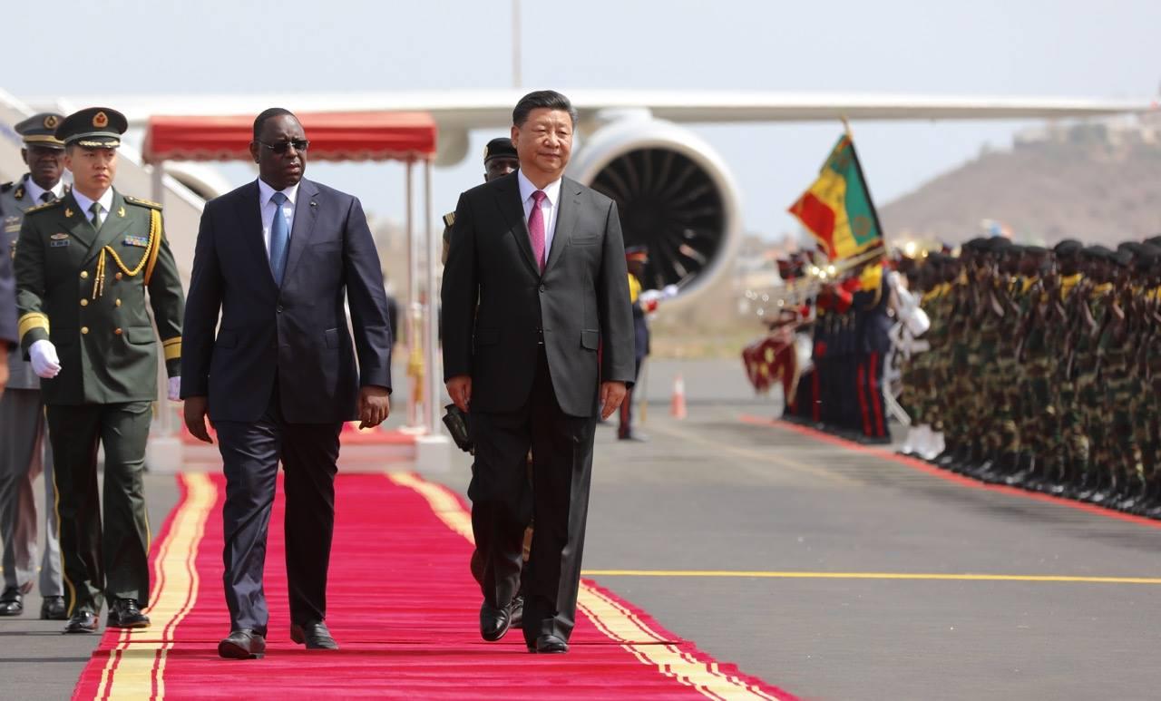 La ceinture et la route arrive en Afrique de l'Ouest
