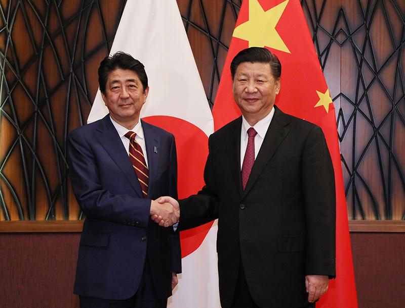 La Chine encourage le Japon à rejoindre l'initiative «Ceinture et route» au 14ème Forum annuel Tokyo-Pékin.