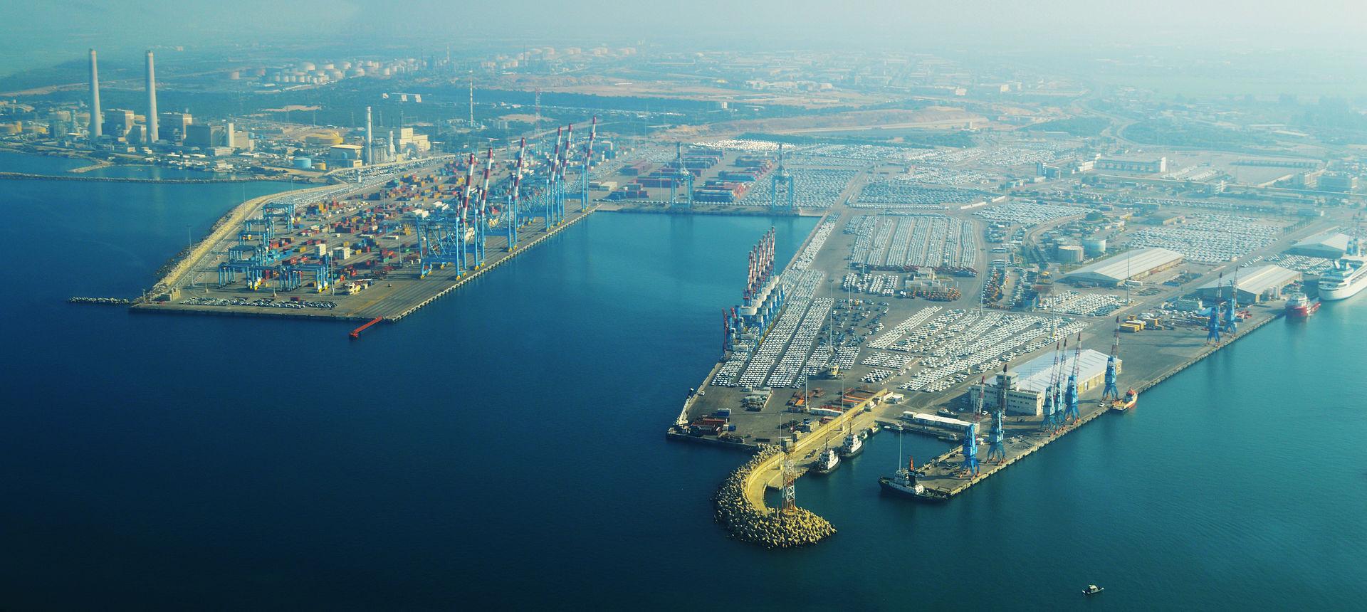Israël s'inquiète de la lutte maritime en Méditerranée et de la place de la Chine.