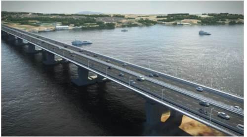 La Chine construit le 4e pont de la ville d'Abidjan.