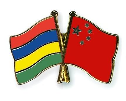 l'île Maurice, un hub important pour la Chine en Afrique, en concurrence avec l'Inde.
