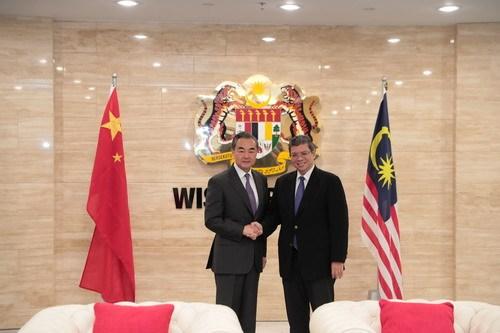 La Malaisie toujours plus proche de Pékin