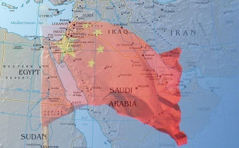 Les Nouvelles Routes de la Soie au Moyen-Orient : un smart power chinois ? Iran ,EAU, Egypte, Israël et bientôt Syrie