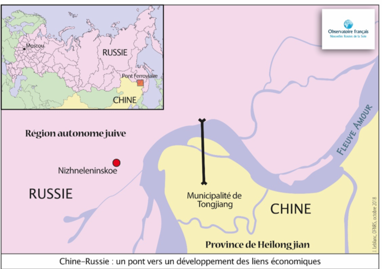 #4 Chine-Russie : un pont pour le développement des liens économiques.
