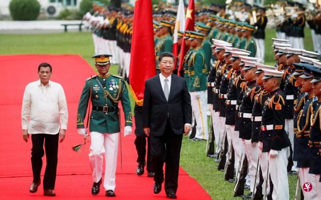 La Chine et les Philippines conviennent de renforcer leurs relations et de faire progresser ensemble la construction de «la Ceinture et la Route»