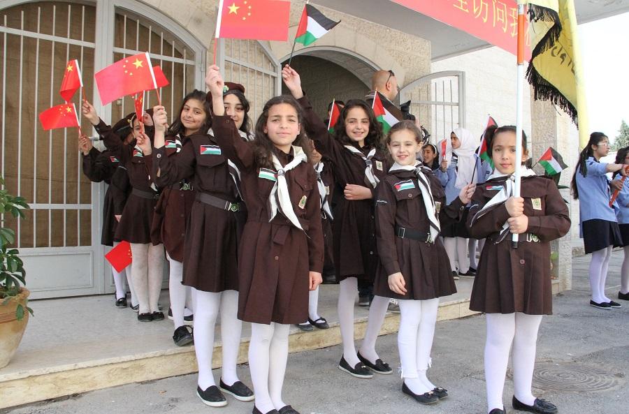 La ville de Ramallah lance un projet de rocade financé par la Chine
