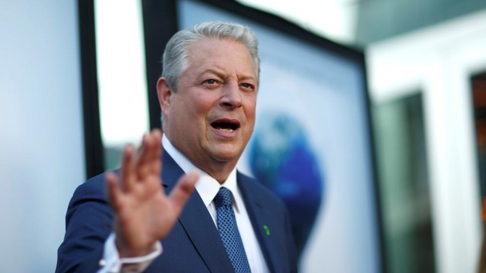 Al Gore :  «La Chine est l'un des seuls pays à respecter les engagements de l'accord de Paris sur le climat»