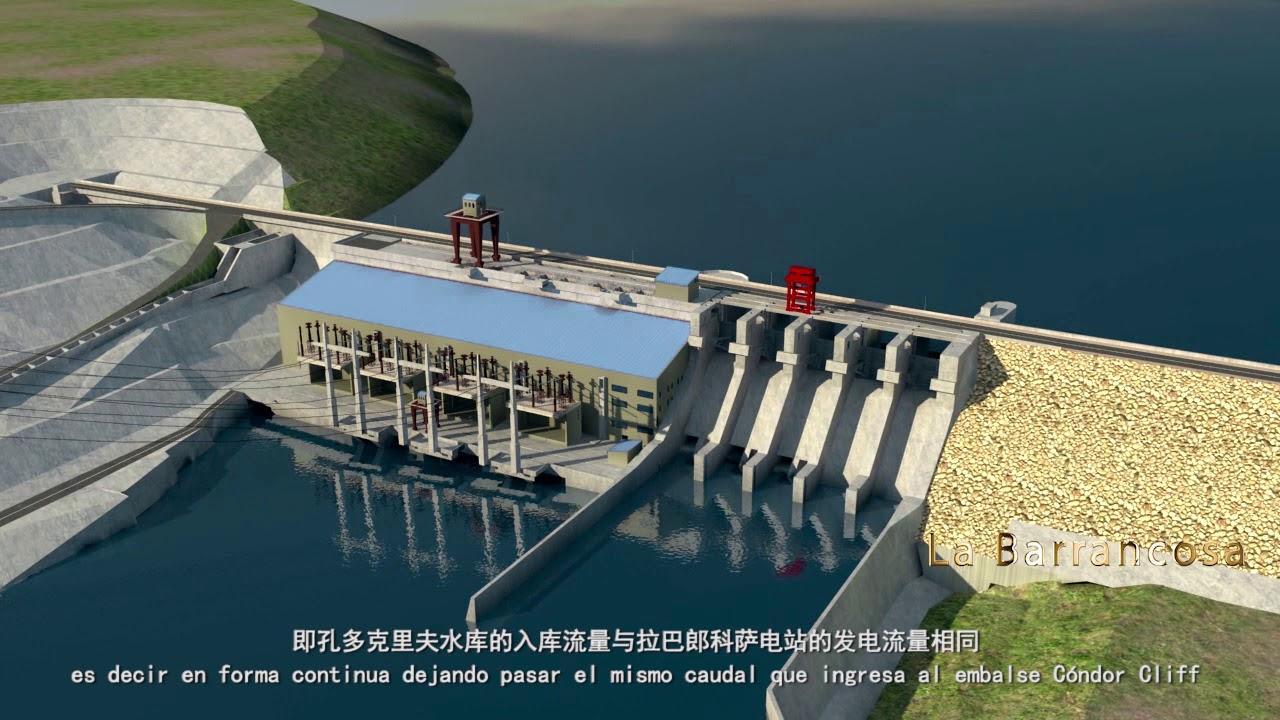 #7 Argentine : Barrage hydroélectrique de la Barrancosa