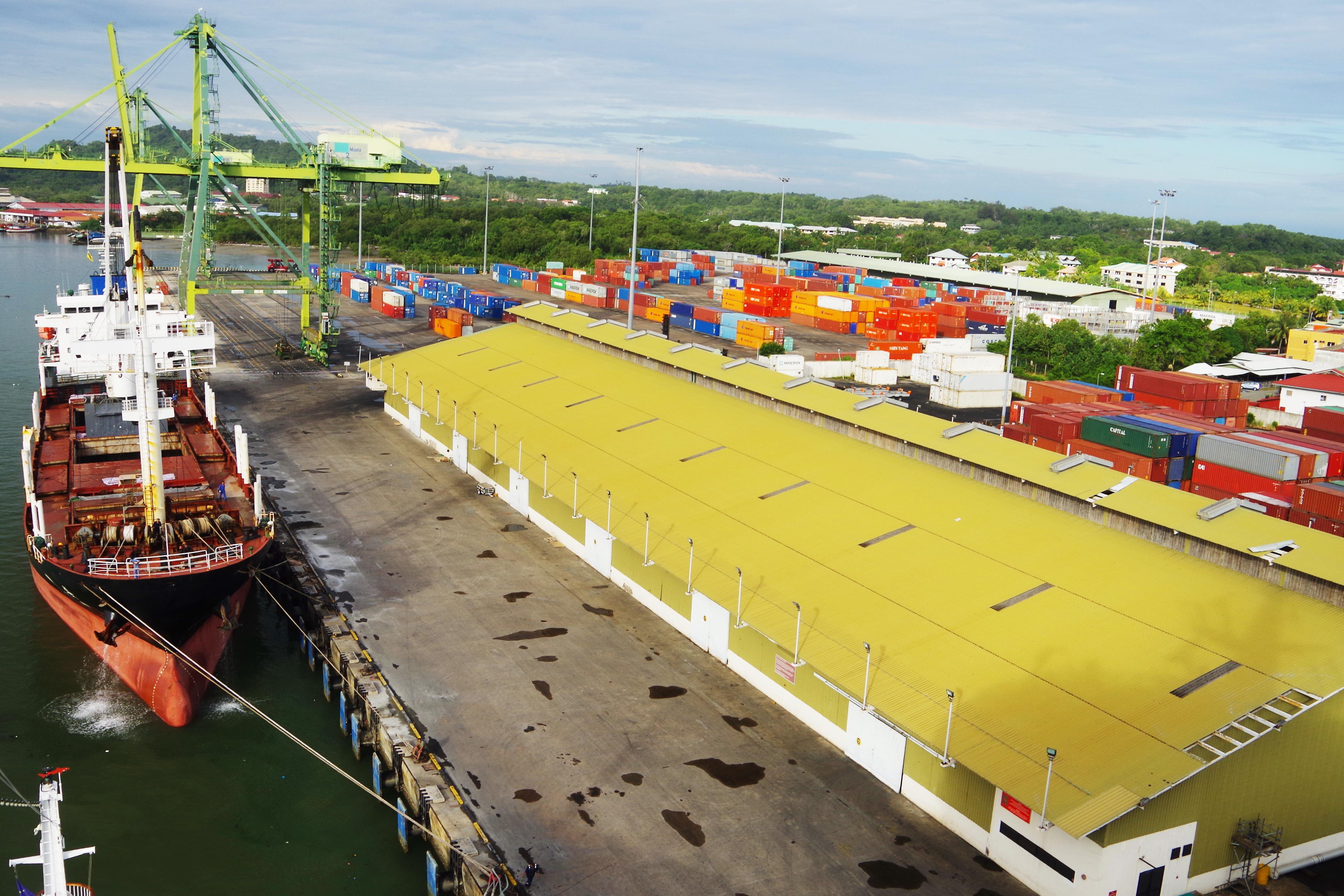 La Chine et le Brunei unissent leurs efforts pour construire le port de Muara