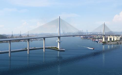 Un consortium chinois commence la construction du 4e pont sur le canal de Panama