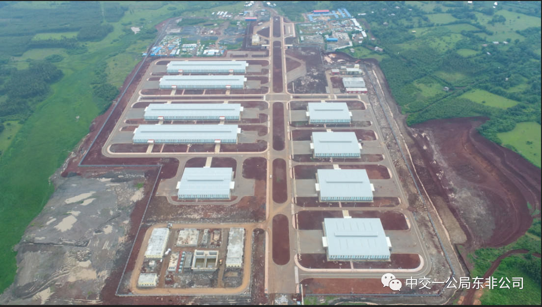 Ethiopie – Inauguration du parc industriel de Debre Birhan