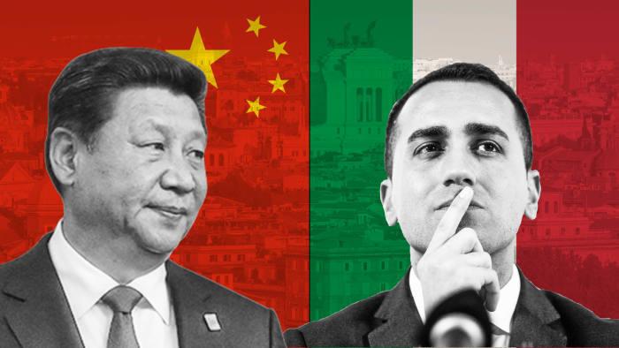 Visite officielle de Xi Jinping en Italie, les enjeux