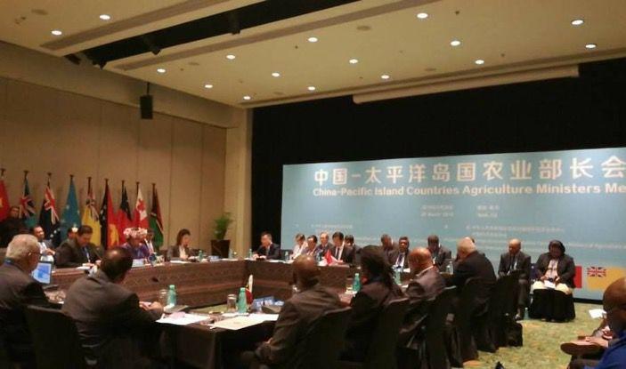 La Chine va lancer une formation agricole dans le Pacifique