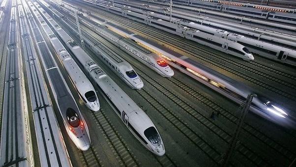 Guangzhou développera le transport ferroviaire comme pilier industriel