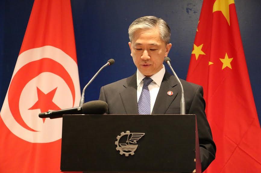 Riche semaine pour  les relations sino-tunisiennes