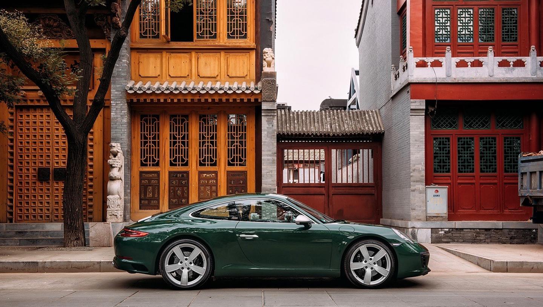 Porsche utilise la China-Europe Railway Express pour exporter