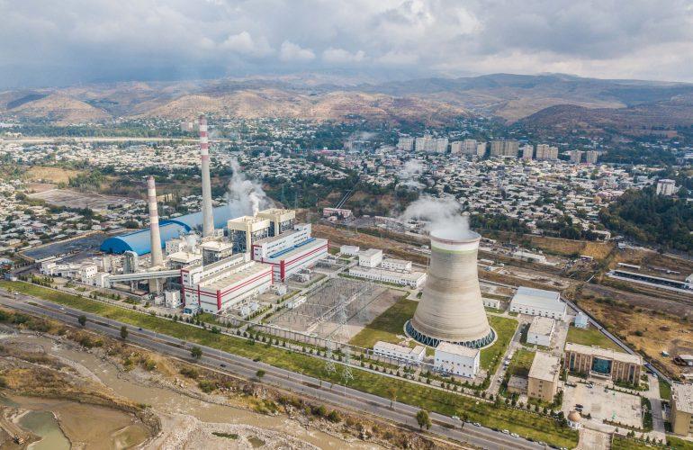 #17 Dushanbe- 2 – La centrale thermique chinoise au secours de la pénurie d'électricité