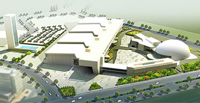 La Chine construit le centre des congrès d'Addis-Abeba
