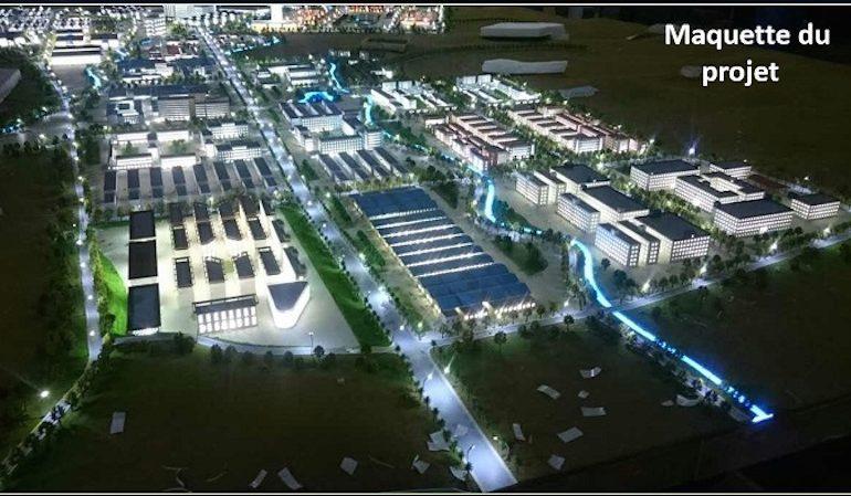 Tanger Tech: Le Chinois CCCC exige les mêmes avantages que Renault et PSA