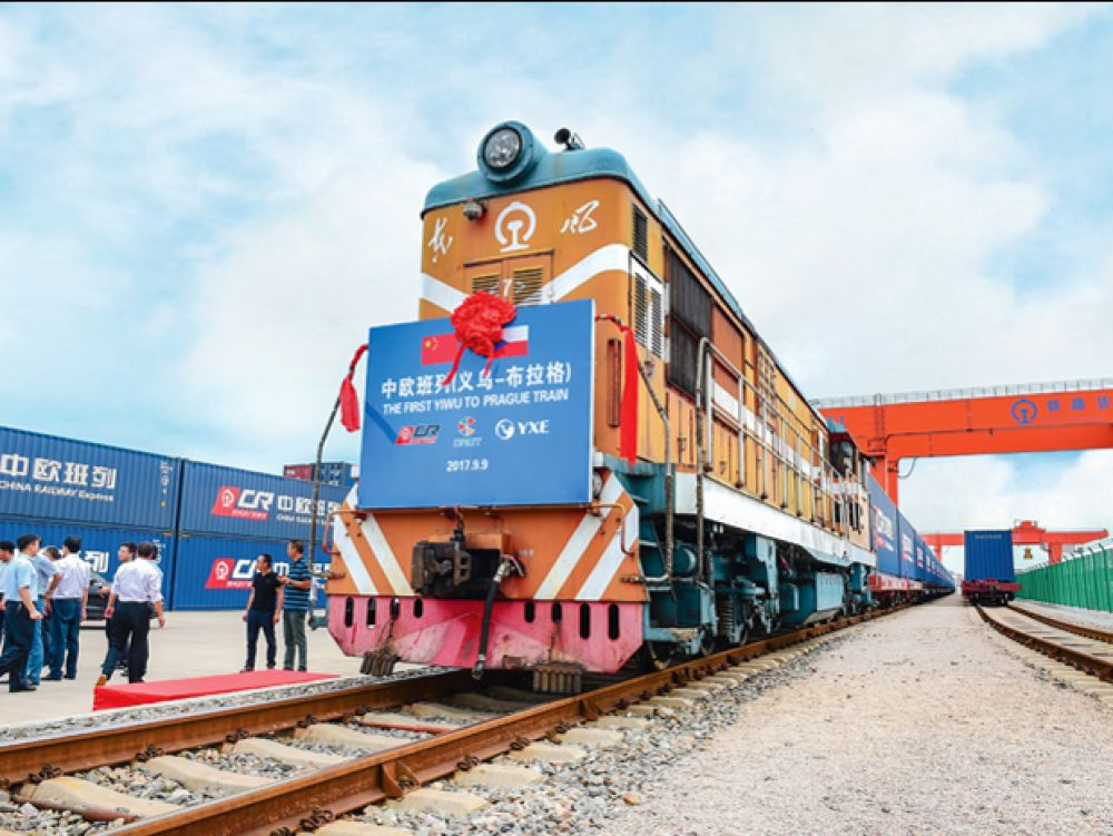 Une formation sur les chemins de fer dans 3 villes