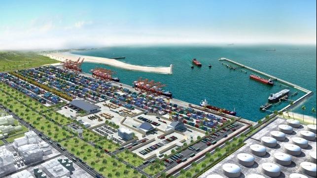 #19 : Le nouveau port de Lekki sera financé par la Chine