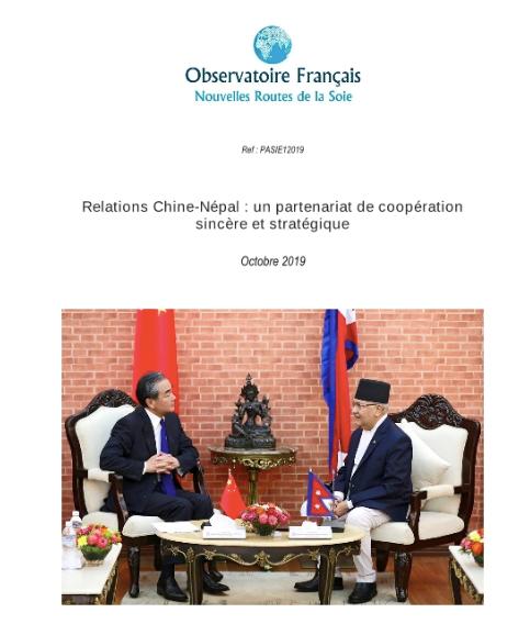 Relations Chine-Népal : Un partenariat de coopération sincère et stratégique