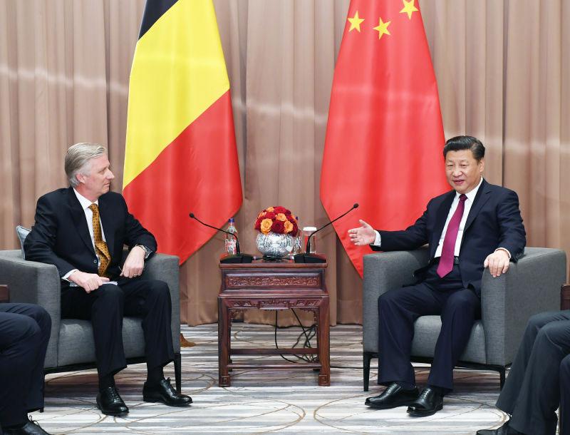 Une mission économique en Chine, la plus importante de l'histoire de la Belgique