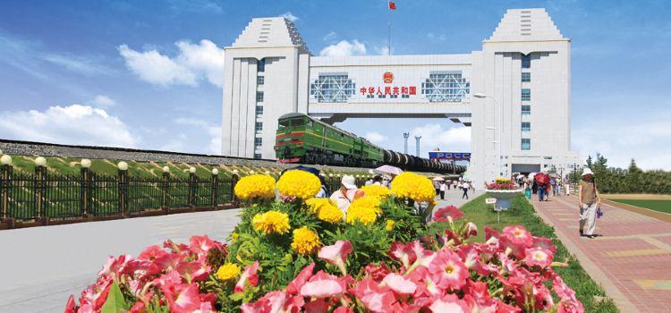 #21 – Le Port de Manzhouli à la Frontière Sino-Russe