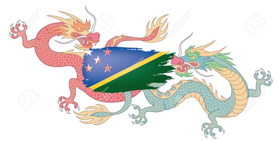 La Chine face aux défis du Pacifique
