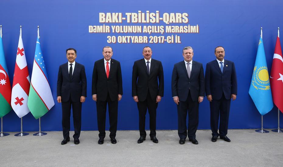 Quel bilan pour la ligne Bakou-Tbilissi-Kars ?